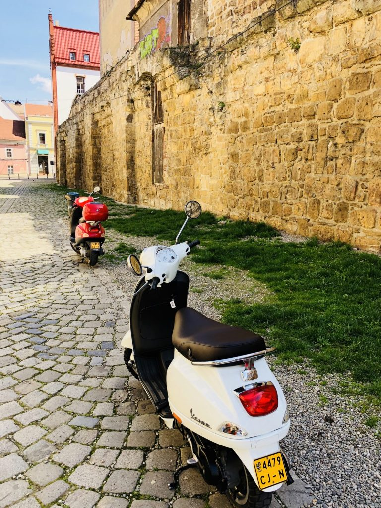 Hello world from Vespa Cluj