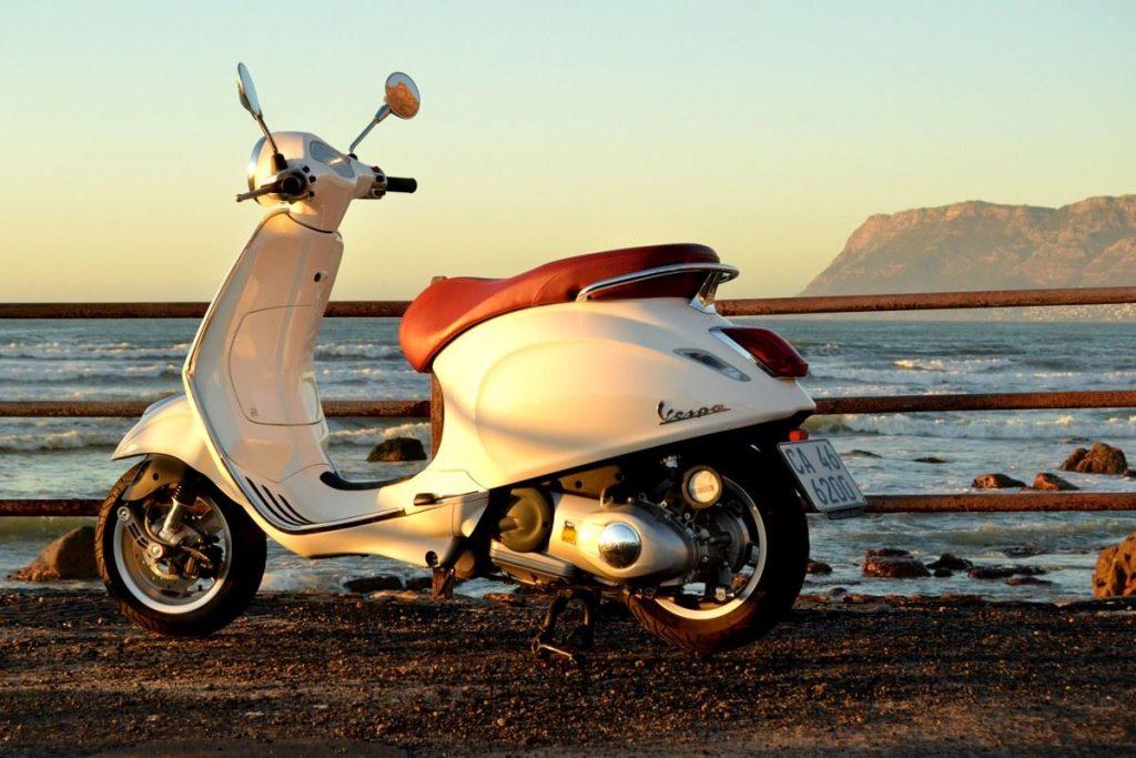 Vespa – 70 de ani de popularitate