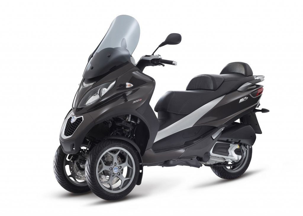 De ce sa-ti iei un Piaggio MP3 Business 500